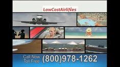 Low Cost Airlines specializes in lower priced flights, discounted hotel rates, cheaper car rental rates and package deals for anywhere around the world.