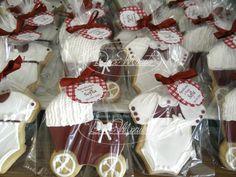 Cookies Decorados - Lembrancinha - Maternidade
