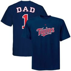 Majestic Minnesota Twins Father's Day T-Shirt