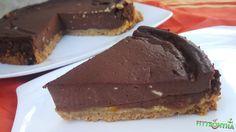 Narancsos csokis sajttorta Paleo, Sweets, Diet, Cukor, Food, Good Stocking Stuffers, Candy, Eten, Beach Wrap