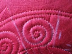A Way of Seeing: Marking Spirals On Welsh Quilts
