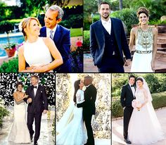 Wedding season is in full swing! Click through to see our favorite celebrity weddings from this year (so far)!