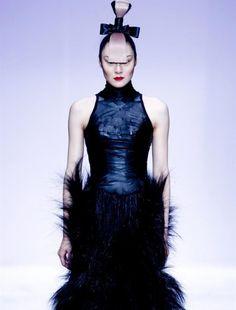 Creación de Toni & Guy en la Semana de la Moda de Pekín