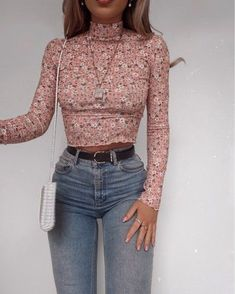 womens spring outfits for work looks stunning Cute Casual Outfits, Girly Outfits, Mode Outfits, Vintage Outfits, Fashion Outfits, Fashion Trends, Fashion Belts, Womens Fashion, Fashion Pics