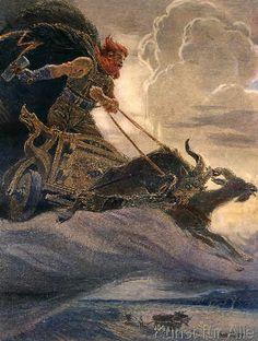 Max Koch - Donar-Thor