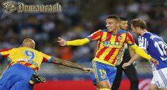 Hasil Liga Spanyol Sabtu Dan Minggu, Valencia Salip Real Madrid