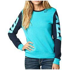 Fox Racing Womens Race Sweater Sweats…