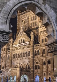 Mumbai by John Razza - Photo 14560557 / Architecture Antique, Indian Architecture, Amazing Architecture, Agra, Taj Mahal, Mumbai City, India And Pakistan, India Asia, Amazing India