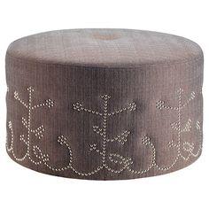 Found it at Wayfair - Accent Seating Round Ottoman