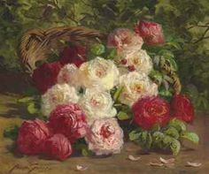Abbott Fuller Graves (1859-1936) | Still Life with Roses | American Art Auction | 19th Century, Paintings | Christie's