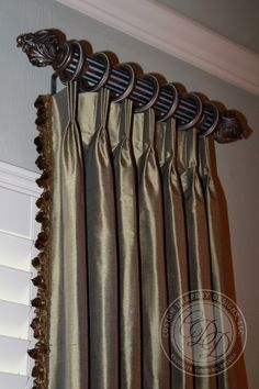 Drapery Ideas - CLICK PIC for Lots of Window Treatment Ideas. 87483642 #windowtreatments #livingroomideas