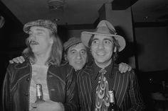 Joe Walsh 1970s | Joe Walsh, Fred Sessler and Keith Moon, ca. 1970s.