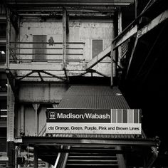 Madison/Wabash, Study 2 - Chicago, IL, 2013 Josef Hoflehner Photographer | Chicago