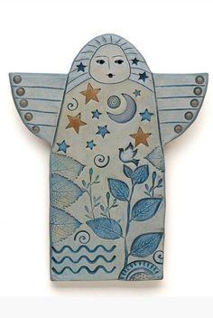 ★ stars and angel handmade - idea to make own guardian angel ?
