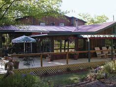 Mountain Laurel Creek Inn & Spa in Dahlonega.