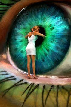 Searching for the soul : gaaf uitgebeeld, wat zou ze zien?