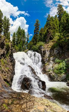 Tackling Goose Falls | McCall, Idaho
