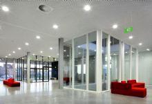 Architectura - Beel & Achtergael Architecten ontwerpt Brugs politiecommissariaat met E-peil 30  / *Foto's: Filip Dujardin