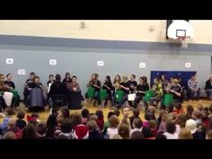 Power Glen Grade 8 Best Bucket Drumming Ever! Well DONE ! Kids in the audience fooling around . MAKE me crazy ! How can one fool around with all those AWESOME rhythms going on . 6 Music, Dance Music, Bucket Drumming, Middle School Music, Visual And Performing Arts, Elementary Music, Music Classroom, Music Theory, Teaching Music