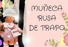 Muñeca Rusa de tela con patrones Doll Tutorial, New Year Gifts, Sewing Toys, Fairy Dolls, Doll Patterns, Pin Cushions, Crochet Toys, Crochet Bikini, Needlework