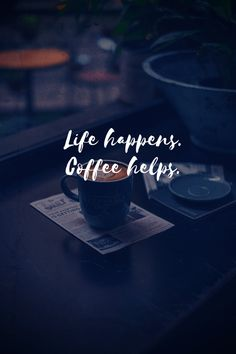 20 More Inspirational Coffee Quotes That Will Boost Your Day! - - Check out these great inspirational coffee quotes. that will brighten up your day.Prepare some coffee and enjoy these quotes! Thanks for reading!Did you pin your favorite coffee quote? Happy Coffee, Coffee Is Life, I Love Coffee, My Coffee, Coffee Drinks, Coffee Cups, White Coffee, Starbucks Coffee, Coffee Lovers