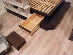 специальный ящик для кровати-подиума