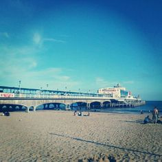 Bournemouth pier.
