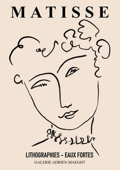 LuckyPosters is full of original and iconic wall art prints. We design and print every item that you buy from us. Henri Matisse, Matisse Kunst, Matisse Art, Van Gogh Exhibition, Art Exhibition Posters, Monet Exhibition, Jewellery Exhibition, Exhibition Display, Poster Design