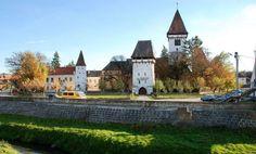 Biserica Fortificată din Agnita