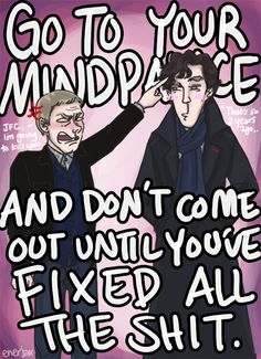 "**SOILERS** Tumblr Reacts To The ""Sherlock"" Season 3 Premiere | Lol! All so true!"