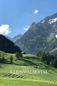 Urlaub im Kleinwalsertal - Über Lieblingsplätze und Reisetraditionen - Café Restaurants Genusshütte Berge Feines