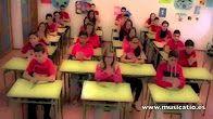 Canal de vídeo de Cristóbal Nuez con muchas actividades de percusión realizadas por sus alumnos #edmusical