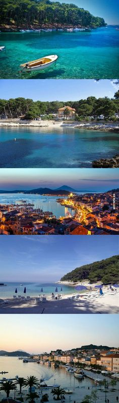 Mali Lošinj. it's an city on the island Cres - Losinj in Croatia