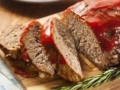 Receta de Pastel de Carne (Meatloaf)