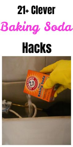 Baking Soda uses, hacks, tips, and tricks that will come in handy. Cleaning Tips Clever Baking Soda Tips & Tricks Baking Soda Cleaning, Baking Soda Shampoo, Baking Soda Uses, Borax Cleaning, Baking Pan, Baking Sheet, Cleaning Toilets, Cleaning Chemicals, Toilet Cleaning