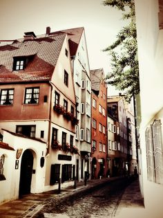Augsburg in Bavaria, Germany is the country's second oldest city. Augsburg Germany, Bavaria Germany, Heavenly Places, Visit Germany, Cool Places To Visit, Places Ive Been, Beautiful Places, Europe, Euro Travel
