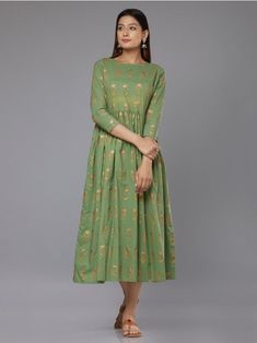 Shop Beautiful Dresses in different styles varying from Maxis to Shirt Dress & many more with the most attractive prints & colors.