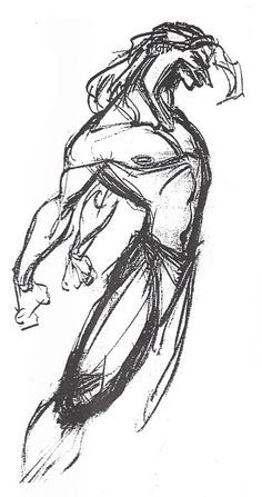 beast glen keane beauty and the beast 1991 - Google Search