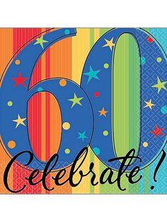 A Year To Celebrate Birthday Beverage Napkins Birthday Box, Birthday Photos, Birthday Parties, 80th Birthday Decorations, Birthday Numbers, Birthday Banners, Discount Party Supplies, Beverage Napkins, Foil Balloons