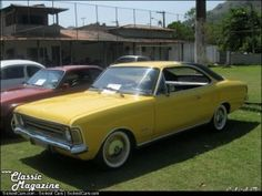 1973 Chevrolet Opala De Luxo - http://sickestcars.com/2013/05/12/1973-chevrolet-opala-de-luxo/