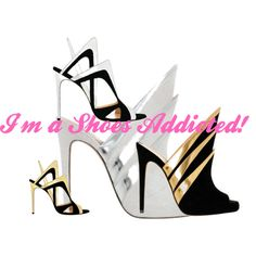 """""""LOVE SHOES"""" by sara-biondi on Polyvore"""