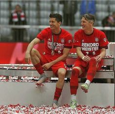 Lewy and Basti ❤️