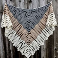 Crochet Shawl Pattern Diagrams. More Patterns Like This!