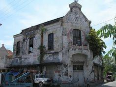 H. Spiegel - My maternal Great-grandfather's former business (1900-1910) Java, Indonesia (Semarang)