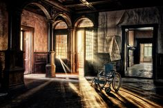 Abandoned Nursing home II (by ill-padrino)