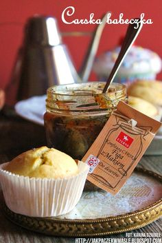 Jak pączek w maśle...blog kulinarny,smacznie,zdrowo,kolorowo!: Carskie babeczki - Eterno