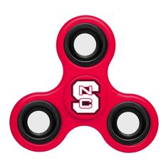 North Carolina State Wolfpack Spinnerz Three Way Diztracto Special Order