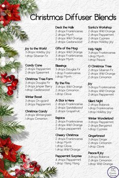 Use Coconut Oil Daily - - Christmas Diffuser Blends - Simple Living. Creative Learning 9 Reasons to Use Coconut Oil Daily Coconut Oil Will Set You Free — and Improve Your Health!Coconut Oil Fuels Your Metabolism! Essential Oil Diffuser Blends, Doterra Essential Oils, Cedarwood Essential Oil Uses, Ellia Essential Oils, Doterra Blends, Doterra Diffuser, Spearmint Essential Oil, Essential Oil Spray, Clove Essential Oil