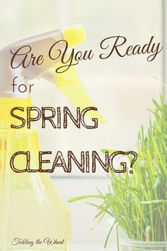 Spring cleaning is the perfect chance to get your house in order for the fresh, new season. Here's how you can get ready to spring clean your way to a sparkling home.