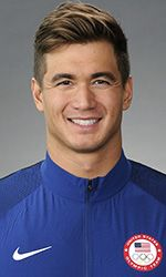 Nathan Adrian - USA Swimming   Team USA Name: Nathan Adrian Sport: Swimming Event(s): 50m freestyle, 100m freestyle, 4x100m freestyle